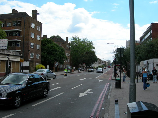 Stockwell Road SW9