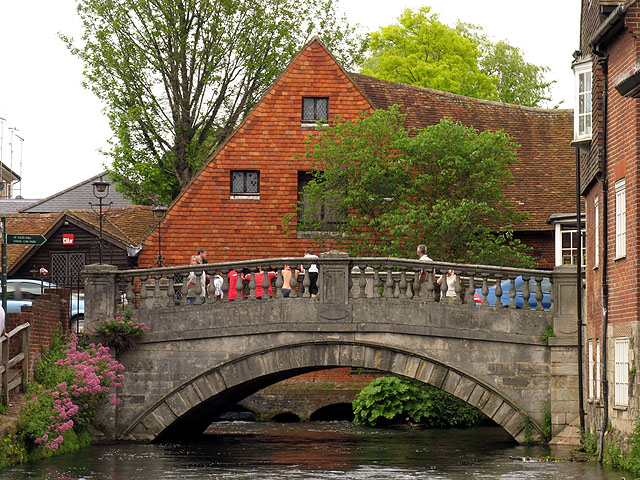Winchester: Mill (NT)