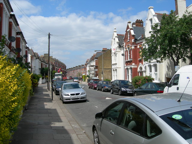 Edgeley Road SW4