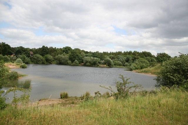 Silica Ponds