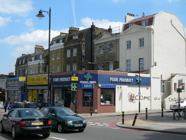 Clapham High Street SW4 (1)
