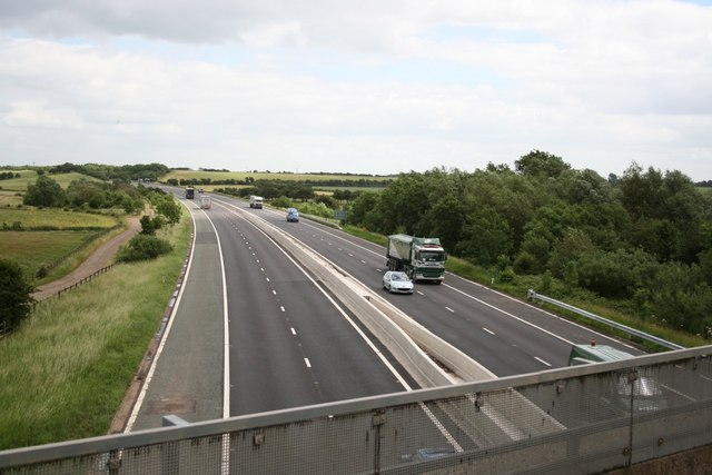 M180 from Scotter Road South
