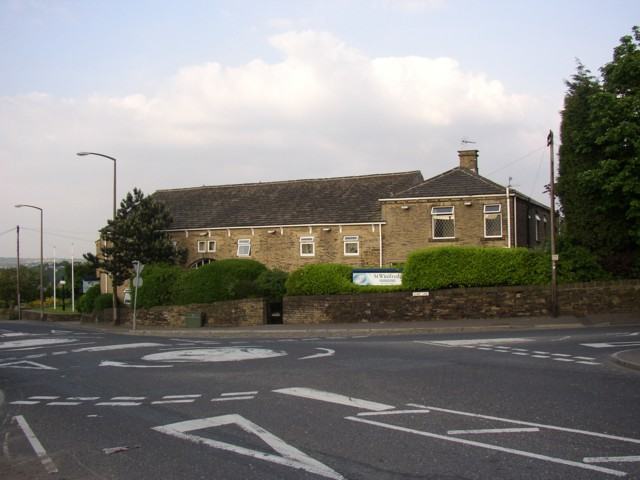 St Winifred's Nursing Home, Rastrick