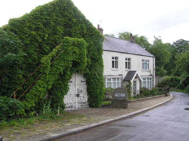 Bishopton Mill.