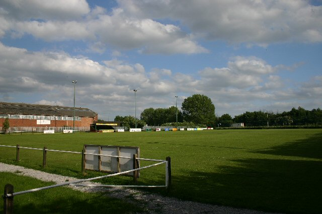 King George V Playing Field, Ipswich