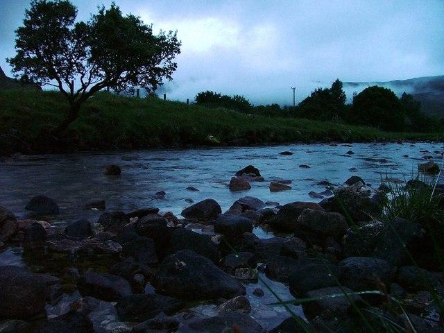 River Traligill