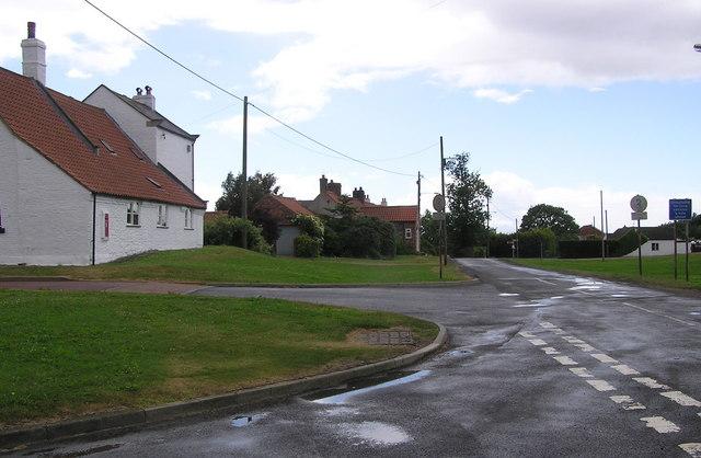 Whitton Village.