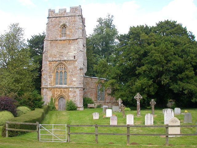 Edgcote Church