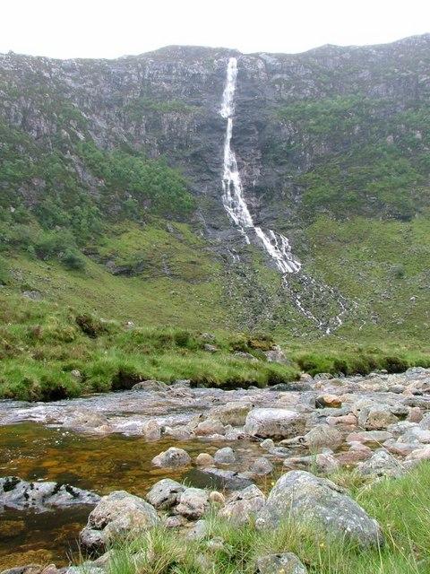 Abhainn an  Loch Bhig