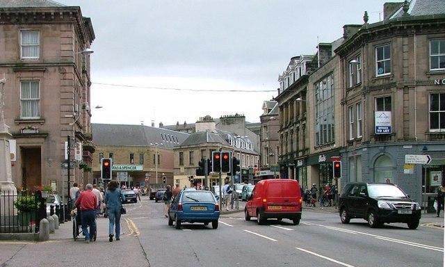 Academy Street, Inverness