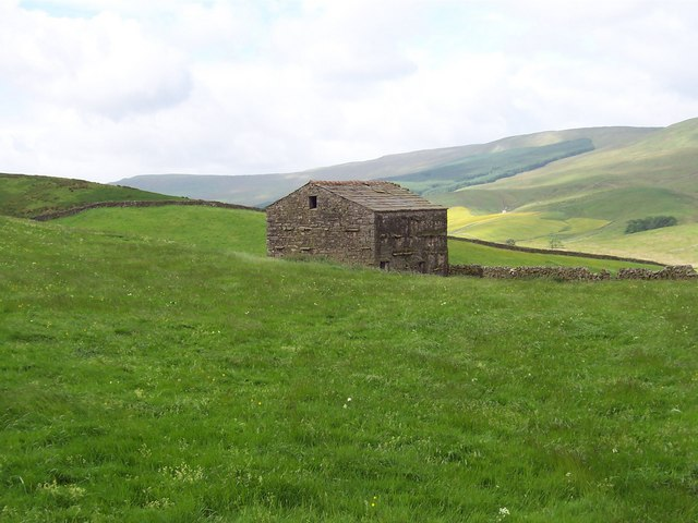 Lonely Laithe in Widdale