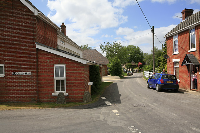Hurdcott Lane, Hurdcott