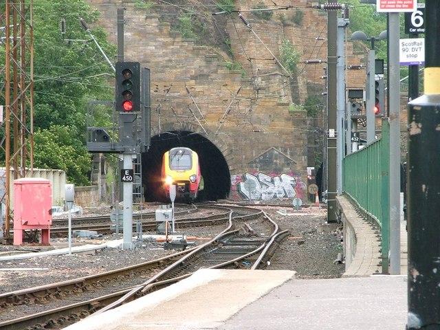 Calton Tunnel