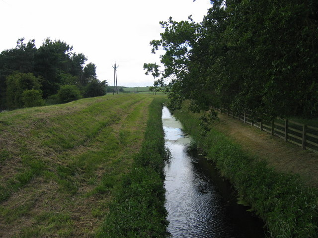 Aqueduct from Whittle Dene Treatment Works