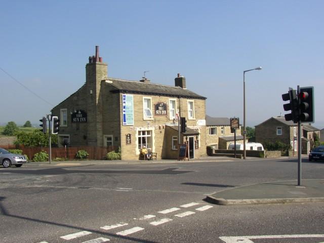 The Sun Inn, New Hey Road, Rastrick