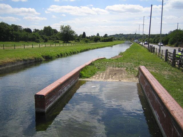 The New River, Ware