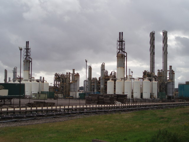 Severnside fertilizer works