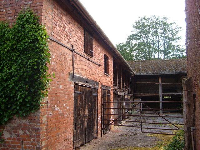 Shobrooke Mill Farm