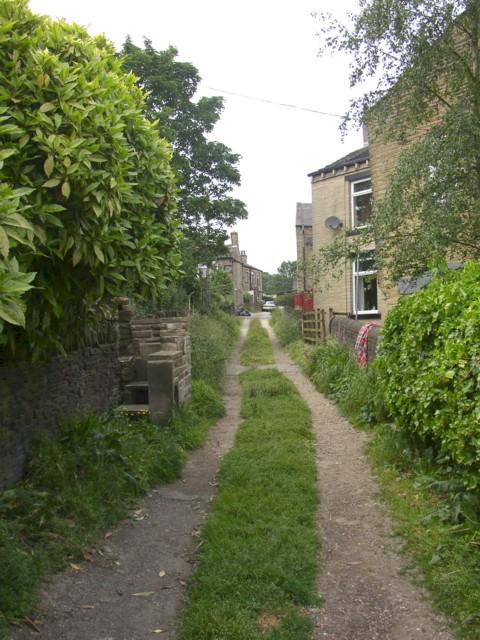 Greenhead Lane, Rastrick