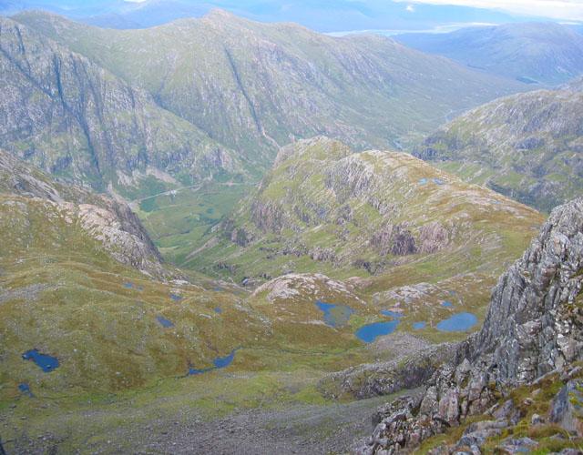 Lochans of Coire nan Lochan