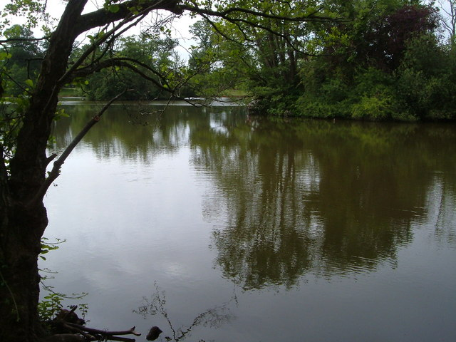 Fish Pond, Shobrooke Park