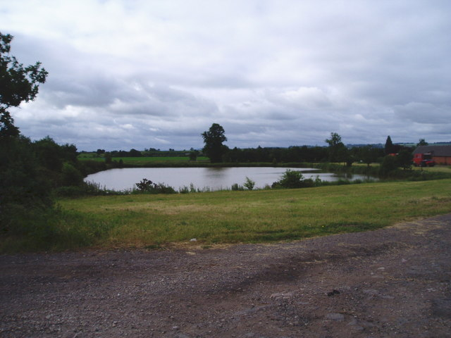 Pond at Bletchley