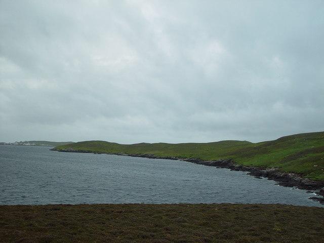 Bight of Cudda, West Linga, Shetland