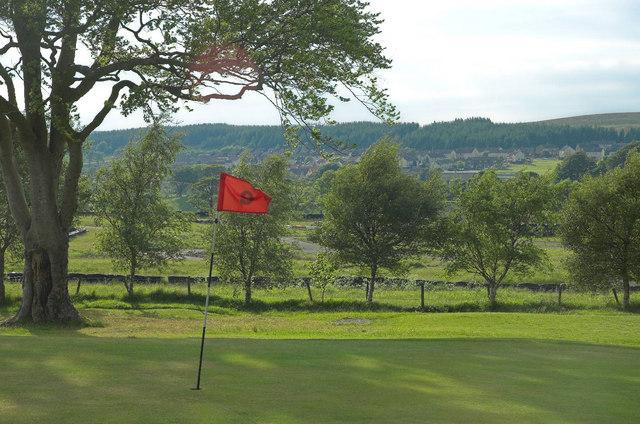 Muirkirk Golf Course