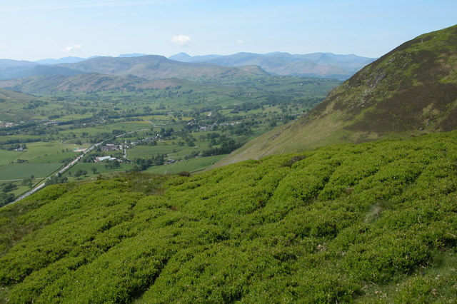 View from Doodick Fell