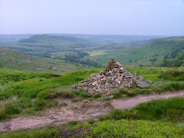 Cairn, Glaisdale Moor