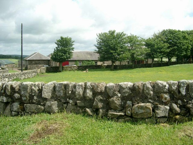 East Glespin farm