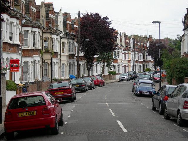 Ronalds Road, N5