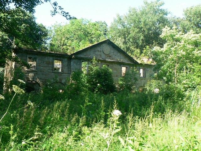Derelict Stable Block, Newland Hall