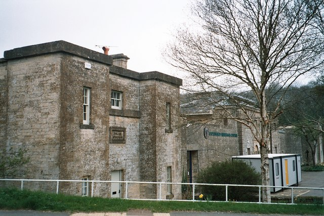 Old prison and police station, Northleach
