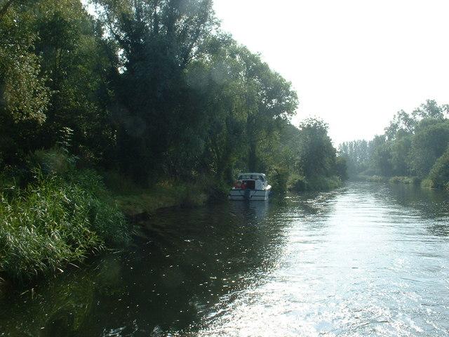 River Waveney near Gillingham