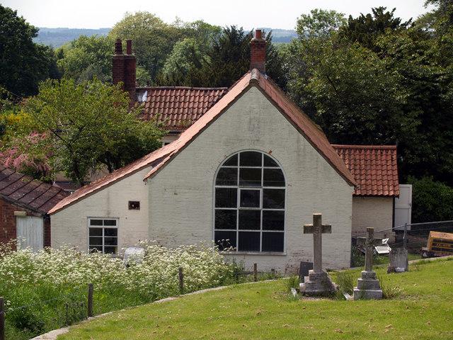 Church Hall, Saxby All Saints