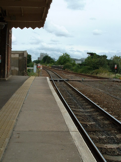 Bury St. Edmunds railway station