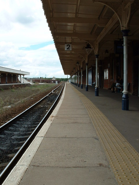 Bury St.Edmunds railway station