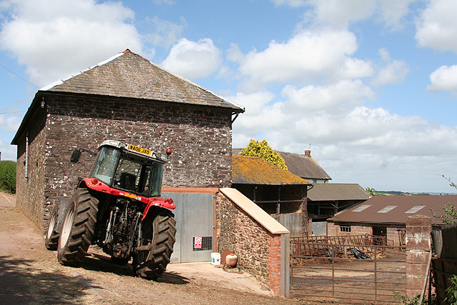 Cruwys Morchard: Thorne Farm