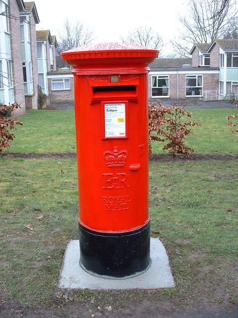 New Postbox