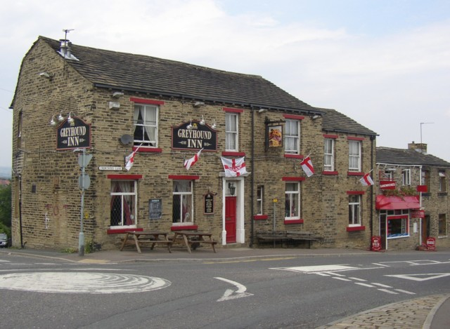The Greyhound Inn, Rastrick