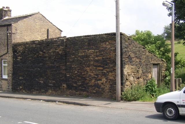 Stone sheds, Slade Lane, Rastrick