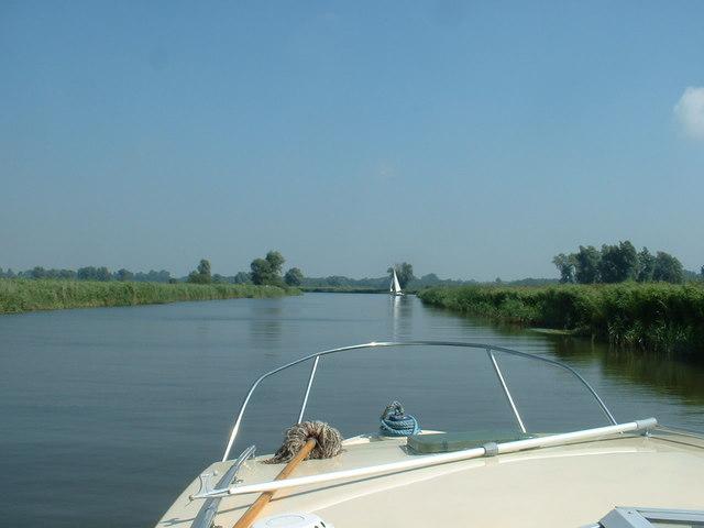 River Waveney near Beccles