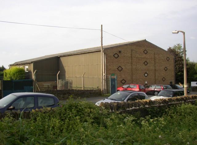 Rastrick Tennis Club, Carr Green Lane, Rastrick