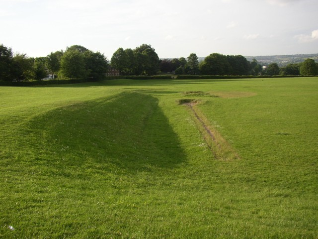 Playing Field, Carr Green School, Rastrick