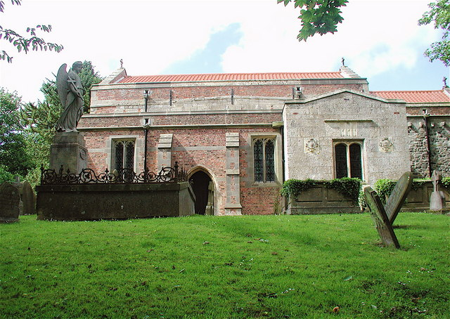 St. Germain's Church, Winestead