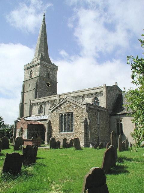 St. Wilfrid's Church, Ottringham