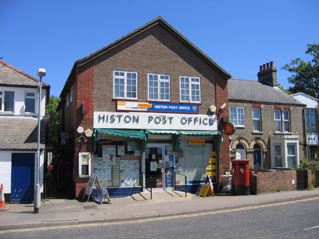 Post Office, Histon, Cambs