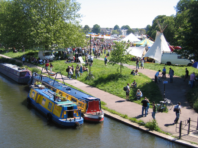 Strawberry Fair, Cambridge