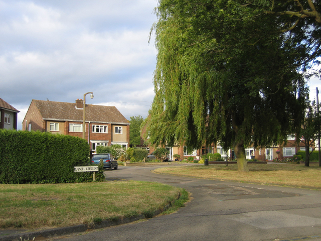 Russell Crescent, Maulden, Beds